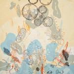 Dois mil e dose linhas e pontos, 2011, Rosane Volchan O'Conor