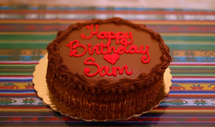 Happy Birthday Sam!